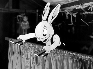 Oswald Rabbit Puppet Show