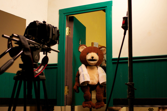 Bear Town Demo Shoot