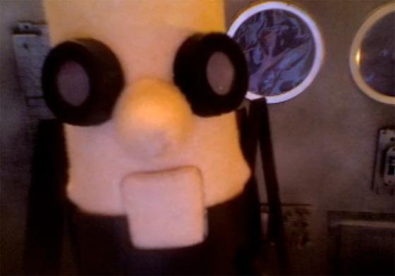 Dr. Kranium from the web series Jigsaw