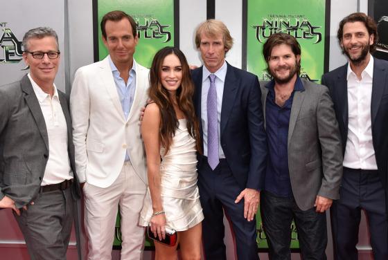 Teenage Mutant Ninja Turtles (2014) L.A. Premiere