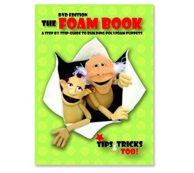 The Foam Book DVD
