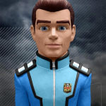 Puppet from Gerry Anderson's Firestorm