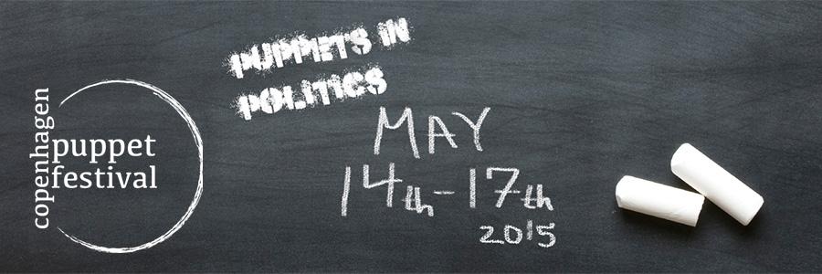 Copenhagen International Puppet Festival - Puppets in Politics Symposium