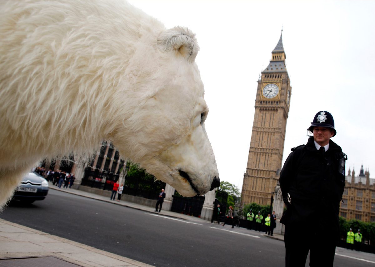 Photo © Elizabeth Dalziel / Greenpeace