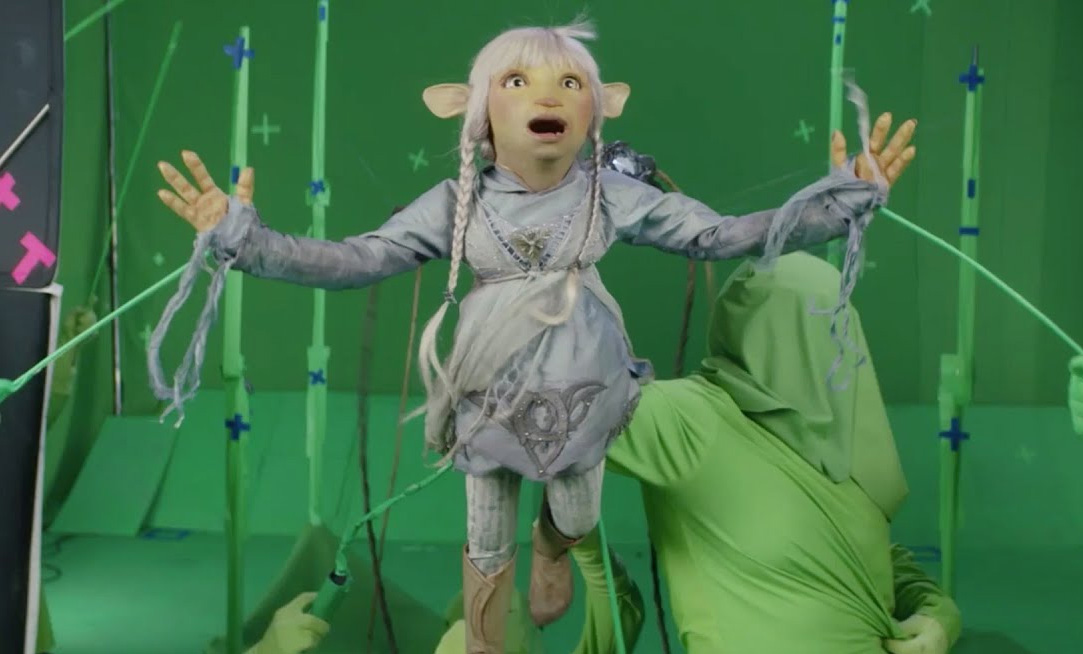 Dark Crystal Age of Resistance visual effects